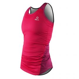 RUNNING WOMAN SLEEVELESS JERSEY SILA AZALEA - PINK