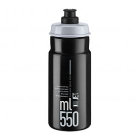 CAN ELITE JET - BLACK / GREY - 550ml