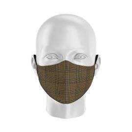 Mask SILA PRINCE OF GALLE - BROWN - Form Ergo - Filtration 1 - UNS1