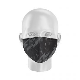 Mask FREESTYLE BLACK SILA - Form Coque - Filtration 1 - UNS1