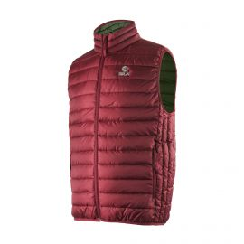 WINTER JACKET Sleeveless SILA Garnet - MAN