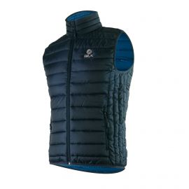 WINTER JACKET Sleeveless SILA Blue - WOMEN