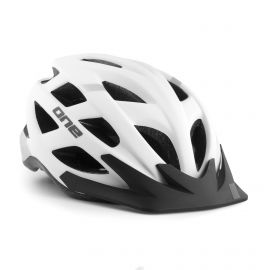 HELMET ONE MTB - WHITE / GREY