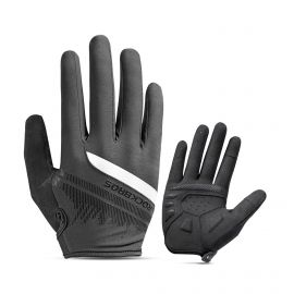 LONG GLOVES MTB ROCKBROS REFLEX - BLACK
