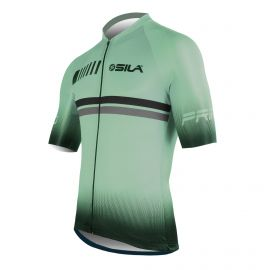 JERSEY SILA PASTEL STYLE - GREEN - Short sleeves