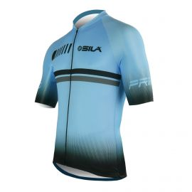 JERSEY SILA PASTEL STYLE - BLUE - Short sleeves
