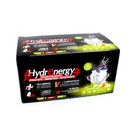 BOX 10 ENERGY DRINKS - MENTHES AGRUMES