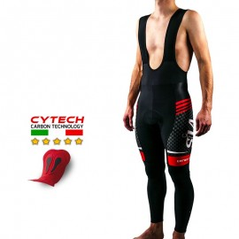 COLLANT CYCLISME CARBON STYLE RED