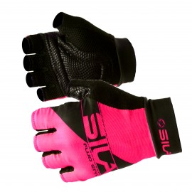 GANTS COURTS SILA FLUO STYLE 3 - ROSE
