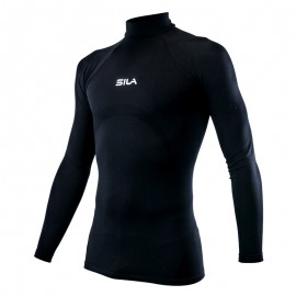 Maillot Underwear SILA OPTIMAL MC Noir