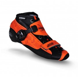 CHAUSSURES CANARIAM URBAN NEO JUNIOR - ORANGE