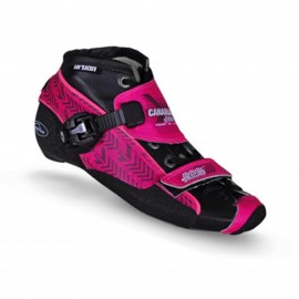 CHAUSSURES CANARIAM URBAN NEO JUNIOR - FUSHIA