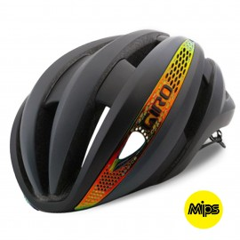 CASQUE GIRO SYNTHE MIPS - GRIS MAT / FORE CHROME