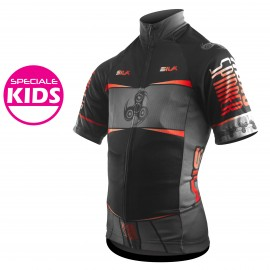 MAILLOT KIDS HEROS CAPTAIN SPINNER - Manches courtes